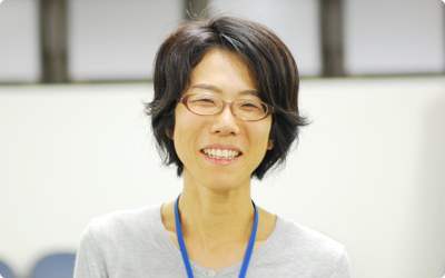 Full-time teacher:SUZUKI Yuko